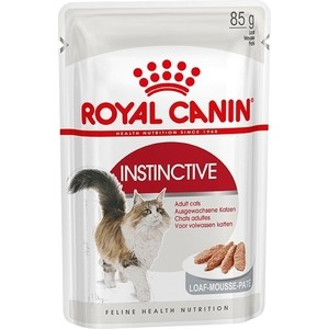Паучи Royal Canin Instinctive Adult Cat Mousse паштет для взрослых кошек 85г (483601) royal canin yorkshire terrier adult
