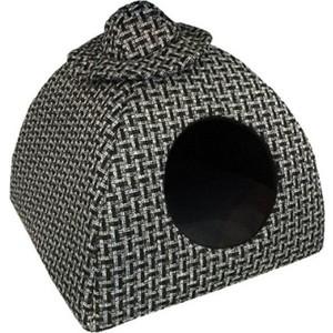 Домик PerseiLine ЛОФТ со шляпой 40*40*39см для кошек и собак (ЛФ-21) домик perseiline кошка для кошек 38 40 40 см 00025 дмс 4