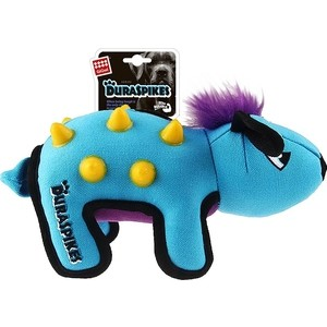 Игрушка GiGwi Dog Toys Duraspikes енот для собак (75440) игрушка gigwi dog toys training кость для теннинга для собак 75259