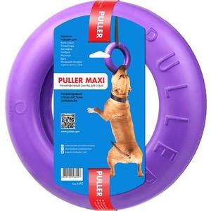 Игрушка CoLLaR PULLER Maxi тренировочный снаряд диаметр 30см для собак средних и крупных пород (6492) лакомство зубочистики мятные для собак средних пород для поддержания пищеварения 4 шт