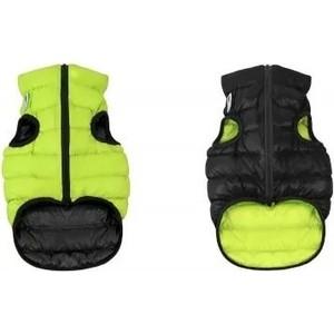 Курточка CoLLaR AiryVest двухсторонняя салатово-черная размер L 65 для собак (1655) курточка collar airyvest двухсторонняя салатово голубая размер l 65 для собак 1637