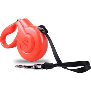 Фото - Рулетка Fida Ranger Styleash L лента 5м красная для собак до 50кг america l столб на тонк ноге 1 5м