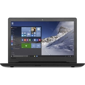 Ноутбук Lenovo Ideapad 110-15IBR (15.6/HD Pen N3710/4Gb/500GB/DOS) ноутбук hp 15 bs025ur 1zj91ea intel n3710 4gb 500gb 15 6 dvd dos black