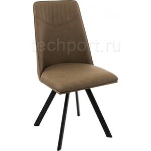 Стул Woodville Ameland коричневый стул allibert iowa коричневый