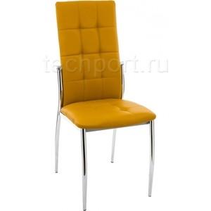 Стул Woodville Farini желтый стул woodville kalina