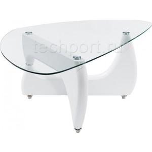 Журнальный стол Woodville Moden белый стол журнальный woodville rinko