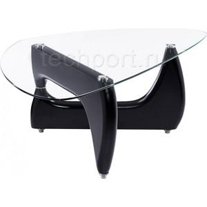 Журнальный стол Woodville Moden черный стол журнальный woodville rinko