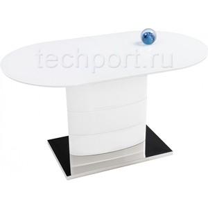 Фотография товара стол раскладной Woodville Osorno белый (810025)