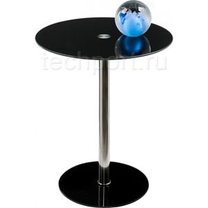 Кофейный стол Woodville Sing черный