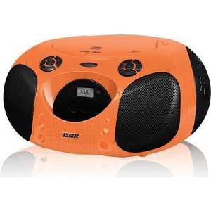 Магнитола BBK BX110U orange/black