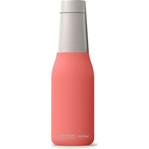 Термобутылка 0.59 л Asobu Oasis розовая (SBV23 peach) bols peach 700ml