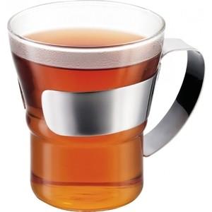 Набор кружек кофейных 0.3 л 2 штуки Bodum Assam хром (4552-16)