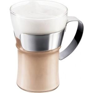 Набор кружек чайных 0.35 л 2 штуки Bodum Assam хром (4553-16) сумка ay where 4553 2015
