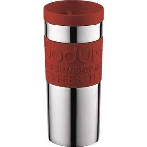 Термокружка 0.35 л Bodum Travel красная (11093-294) jackall panicra mr is smoke olive