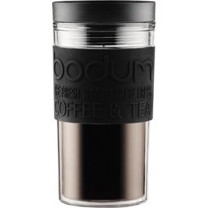 Термокружка 0.35 л Bodum Travel черная (11684-01)