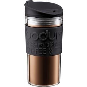 Термокружка 0.35 л Bodum Travel черная (11103-01)