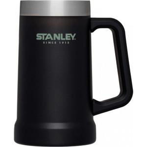 Термокружка пивная 0.7 л Stanley Adventure черная (10-02874-009)
