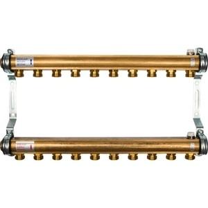 Коллекторная группа WATTS Ind HKV/A-10 1-3/4х18 нерегулируемый 10 выходов (10004554) watts коллектор для радиаторной разводки hkv a 3