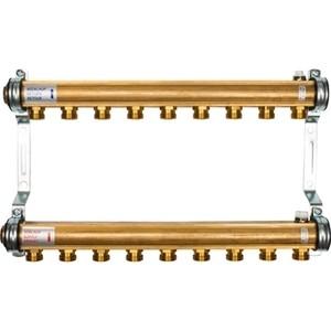 Коллекторная группа WATTS Ind HKV/A-9 1-3/4х18 нерегулируемый 9 выходов (10004552) watts коллектор для радиаторной разводки hkv a 3
