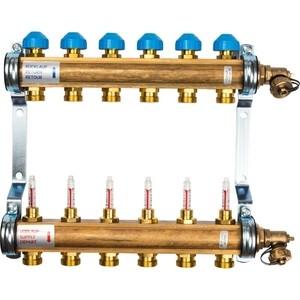 Коллекторная группа WATTS Ind HKV/T-6 1-3/4 с расходомером 6 выходов (10004200) tinton life 6 colors stainless steel 1800 watts high speed automatic hand dryer durable