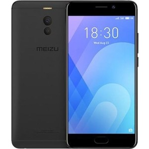 Смартфон Meizu M6 Note 32GB Black смартфон meizu m6 note 32gb m721h серебристый