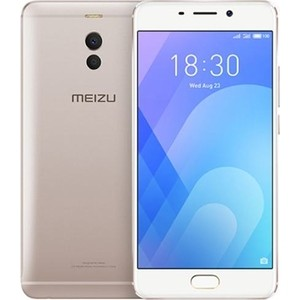 Смартфон Meizu M6 Note 32GB Gold смартфон meizu m6 note 32gb m721h серебристый