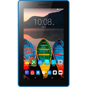 Планшет Lenovo Tab 3 Essential TB3-710I 8GB 3G Black планшет lenovo tab 3 essential tb3 710i 8gb 3g black