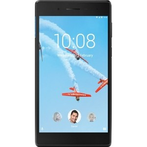 Планшет Lenovo Tab 4 Essential TB-7304i 16GB 3G Black сотовый телефон lenovo k10 vibe c2 power k10a40 16gb black