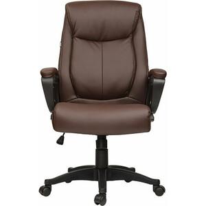 Кресло офисное Brabix Enter EX-511 экокожа коричневое 531163 кресло офисное brabix heavy duty hd 001 экокожа 531015