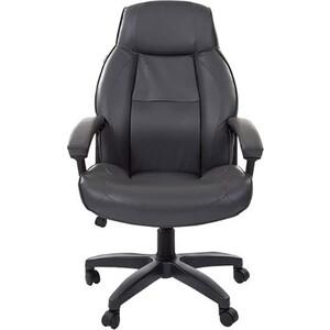 Кресло офисное Brabix Formula EX-537 экокожа серое 531389