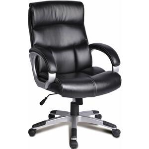 Кресло офисное Brabix Impulse EX-505 экокожа черное 530876 кресло офисное brabix heavy duty hd 001 экокожа 531015