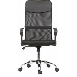 Кресло оператора Brabix Flash MG-302 с подлокотниками хром черное 530867 gramercy стул с подлокотниками louis arm chair