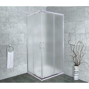 Душевой уголок Timo ALTTI душевой угол 611 Foggy Glass (100*100*190) душевой уголок timo viva lux tl 8002 fabric glass 80х80х200 см