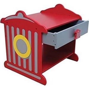 KidKraft Прикроватный столик ''Пожарная станция'' (Fire Hydrant Toddler Table) (76024_KE)
