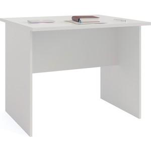 Фото - Стол приставной СОКОЛ СПР-02 белый стол приставной sybil
