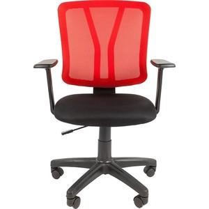 Офисноекресло Chairman DW69 красный