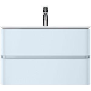 Тумба Am.Pm Sensation 80 см подвесная светло-голубой (M30FHX0802BG)