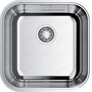 Кухонная мойка Omoikiri Omi 44-U/IF-IN Quadro нержавеющая сталь (4993494) omoikiri tovada oto 49 1 in