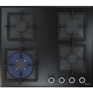 Газовая варочная панель Fornelli PGT 60 CALORE BL варочная панель fornelli pgt 60 calore black