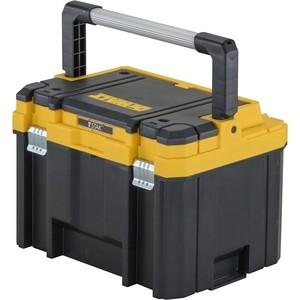 Ящик для инструментов DeWALT TSTAK DWST с длинной ручкой ящик для инструмента с органайзером stanley dewalt tstak dwst1 71194