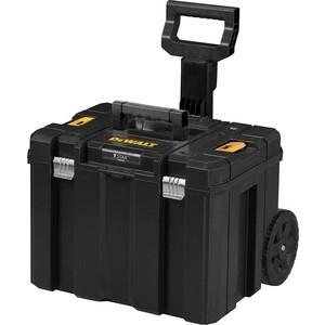 Ящик для инструментов DeWALT TSTAK DWST с колесами ящик для инструмента с органайзером stanley dewalt tstak dwst1 71194