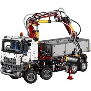 Конструктор Lepin Technics 20005 грузовик Mercedes-Benz Arocs 3245