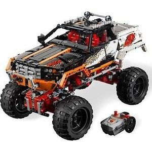 Конструктор Lepin Technics 20012 Внедорожник 4x4 Crawler слипмат magma lp slipmat technics paris