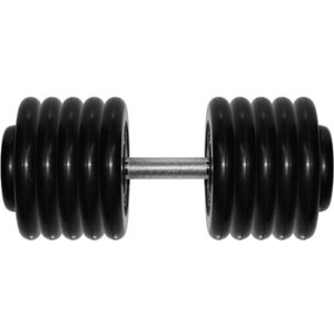 Гантель MB Barbell Профи 56,0 кг fitness barbell power necklace