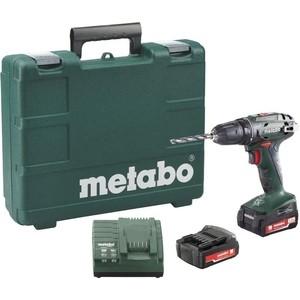 Фотография товара аккумуляторная дрель-шуруповерт Metabo BS 14.4 (602206500) (812117)