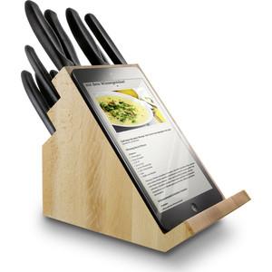 Фотография товара набор ножей 12 предметов вращающаяся подставка Victorinox (6.7163.12) (812283)