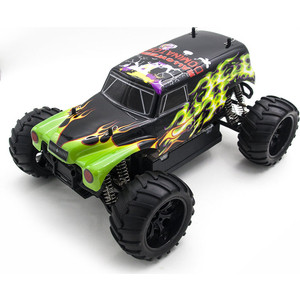 Радиоуправляемый монстр HSP Monster H-Dominator 4WD TOP 1:10 2.4G hsp flying fish rc drift car 1 10 scale on road 4wd brushless top version high speed 94103top 12372