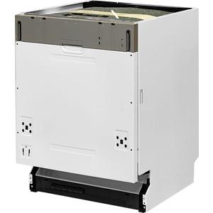 Встраиваемая посудомоечная машина Ginzzu DC604 посудомоечная машина beko dis 15010