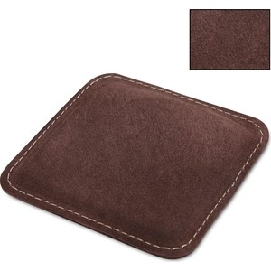 Губка для чистки и полировки кия Creative Inventions Joe Porper's Shaft Polisher коричневая