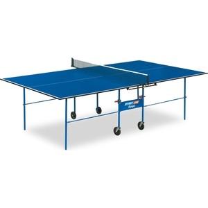 Стол теннисный Start Line Olympic с сеткой теннисный стол kettler axos indoor 3 серый